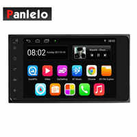 Panlelo 2 Din Car Multimedia Player 7'' Touch Screen Android 7.1 For Toyota Corolla GPS Navigation Support RDS/AM/FM Mirror Link