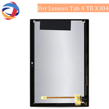 Tested Lcd For Lenovo Tab 4 TB X304 Touch Screen Digitizer A