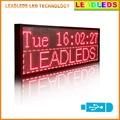 Red Multi-linha de Sinal LEVOU Placa da Mensagem de Rolagem Programável por usb