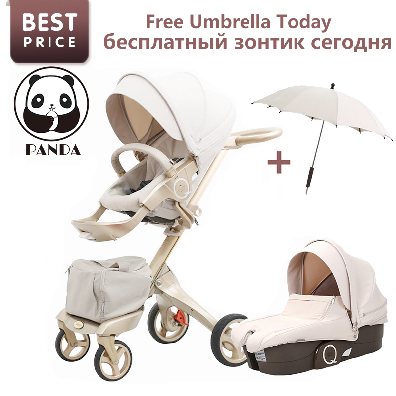 Buy Babypanda Store Baby Stroller 3 In 1 The Newest Upgrade Super