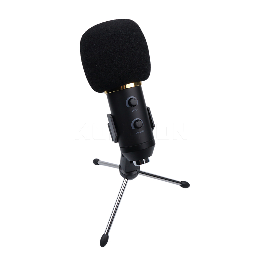 professional usb condenser microphone mk f100tl microphone for video recording karaoke radio. Black Bedroom Furniture Sets. Home Design Ideas