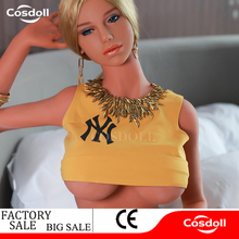 Cosdoll Lastest Design Young Model Silicone Sex Doll for Men Realistic Pussy Vagina Oral Anal Sex Adult Sex Products