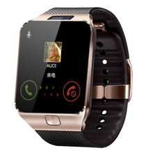 font b Smartwatch b font Men Smart Watch with Camera Bluetooth 3 0 Support SIM