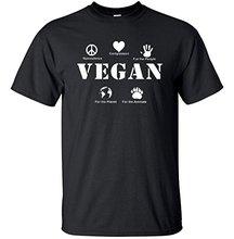 Reasons to go vegan men's shirt