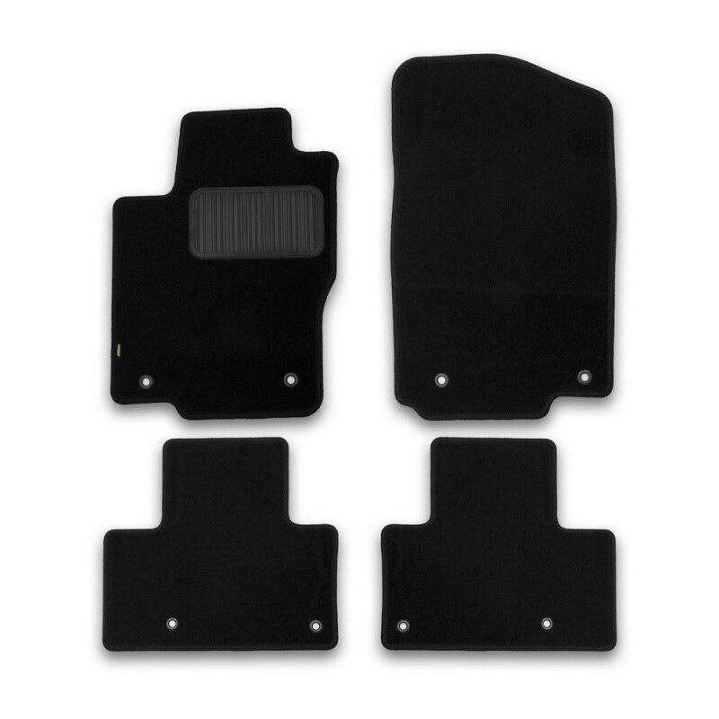 Mats in salon Klever Standard For MERCEDES-BENZ GL-Class, 2014-> внед... 4 PCs (textile) масштабная модель mercedes gl