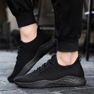 Image 3 - 2019 New Men Casual Shoes Lightweight Mesh Breathable Comfortable Men Shoes Fashion Male Sneakers Zapatos De Hombre