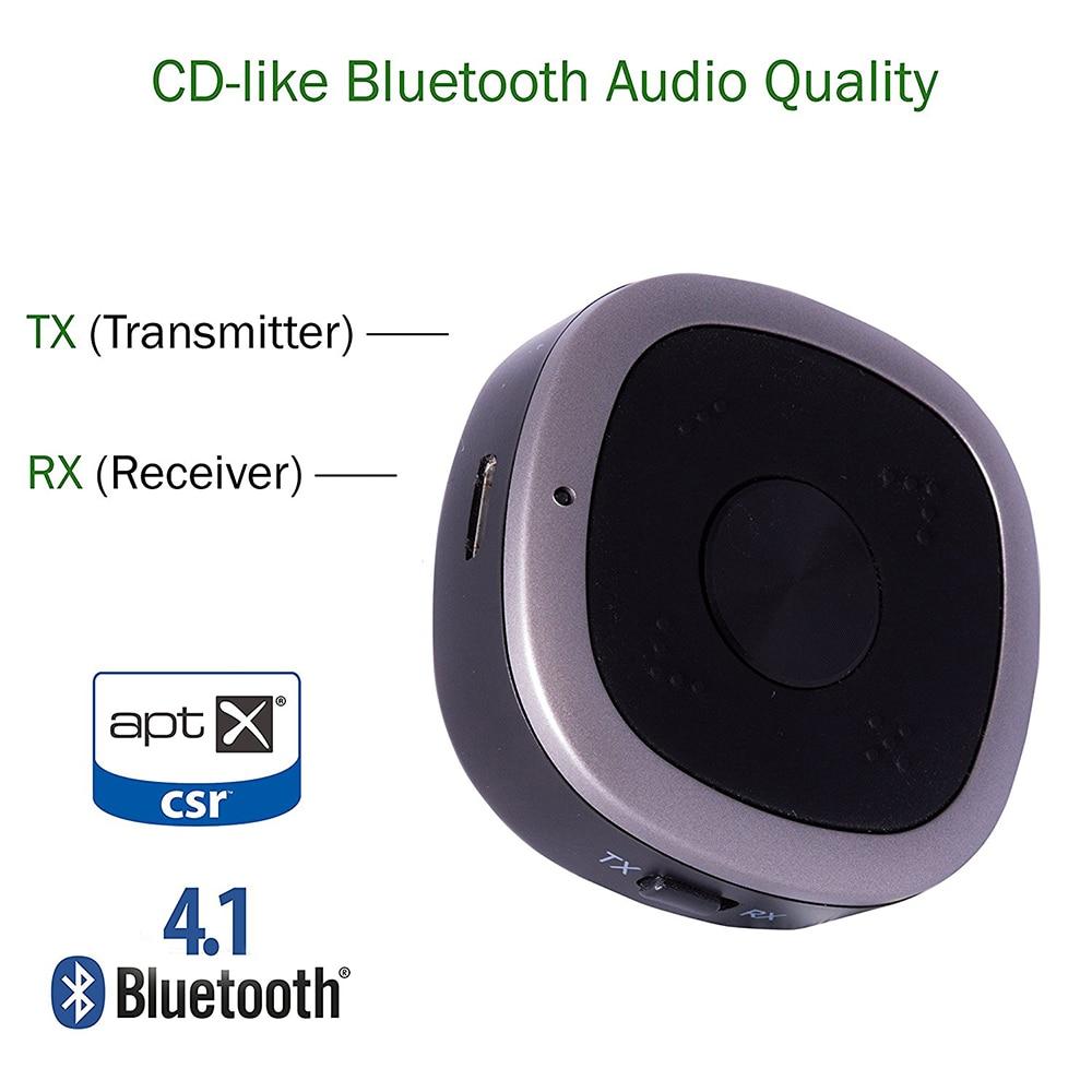 Bti 031 Aptx Hd Bluetooth Receiver Transmitter Csr Bc8675 Wireless 3 5mm Audio Adapter Apt X Low Latency For Tv Pc Home Speaker Wireless Adapter Aliexpress