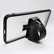 Крепление на руль велосипеда, держатель для мобильного телефона, рейка, держатель с зажимом, чехол для Samsung Galaxy S8/S8 Plus/S9/S10/S10E