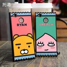 Redmi 4X мультфильм случаях. Райан Лев apeach полный край защищает случаи Мягкий силиконовый чехол для Xiaomi Redmi 4X Мягкая обложка