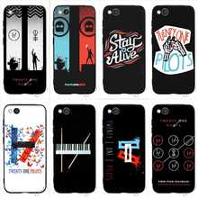 Hybrid Twenty One Pilots 21 Phone Cover for Xiaomi Mix F1 Mi 8 Lite Case A1 A2 6 Cases