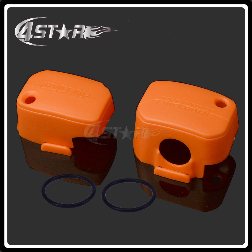 Motorcycle Master Cylinder Cover Cap For KTM SX 125 150 EXC 200 XCF SXF SX XCFW XC 250 300 XCW XCRW EXCR 350 400 450 500 525 530 motorcycle front rider seat leather cover for ktm 125 200 390 duke