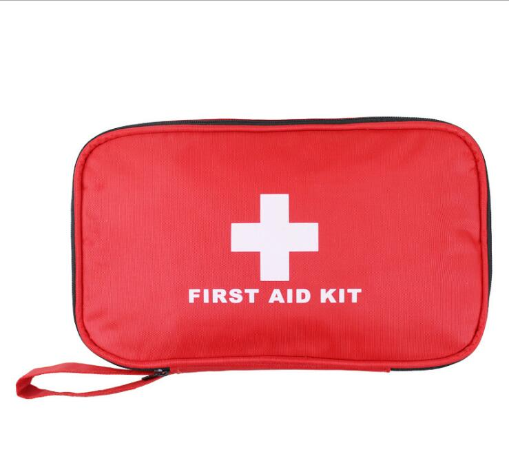 HXZL1---600D Oxford cloth first aid kit, customized travel necessary luggage factory first aid kit
