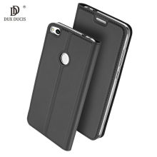 Flip Holster For Coque Huawei P8 Lite 2017 P9 Lite 2017 Case Leather Skin Book Cover For Honor 8 Lite GR3 2017 Phone Cover(China)
