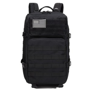 Image 3 - 45L Large Capacity Man Army Military Backpack Multi function 900D Nylon Tactics Pack Back Travel Backpacks mochila militar