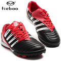 Tiebao New Arrival Football Boots Professional Sports Shoes  Soccer Shoes crampons de foot hautes chevilles
