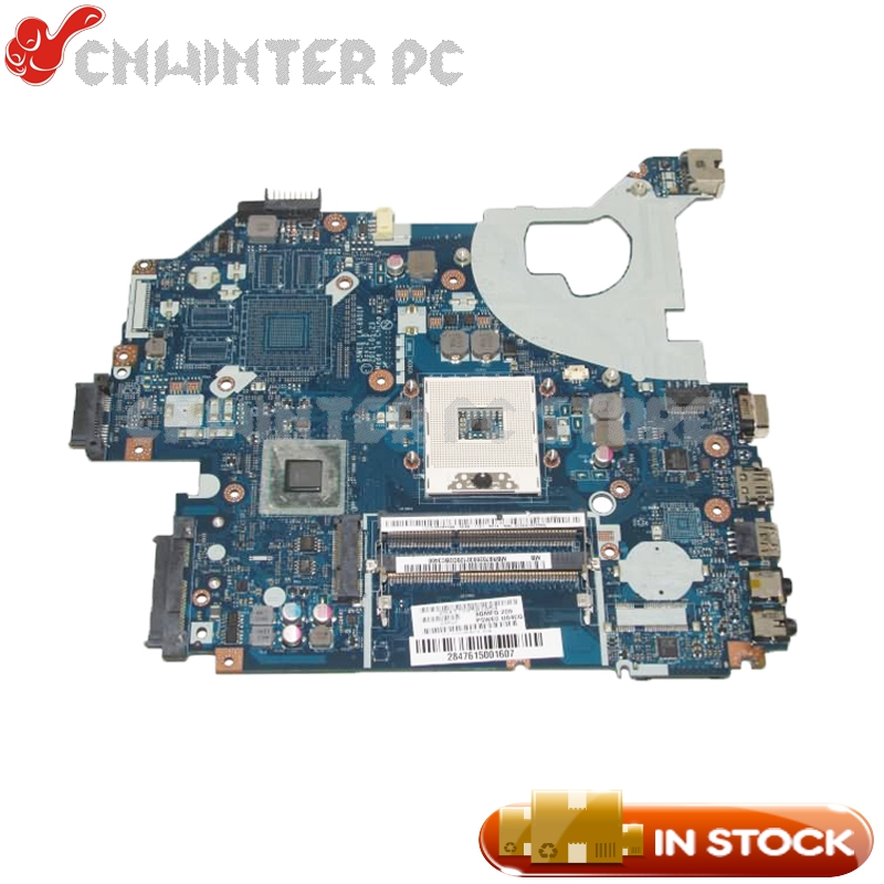 NOKOTION MBR9702003 MB.R9702.003 Main Board For Acer aspire 5750 5750G Laptop Motherboard LA-6901P HM65 DDR3 UMA mbrr706001 mb rr706 001 laptop motherboard fit for acer aspire 5749 series da0zrlmb6d0 c0 hm65