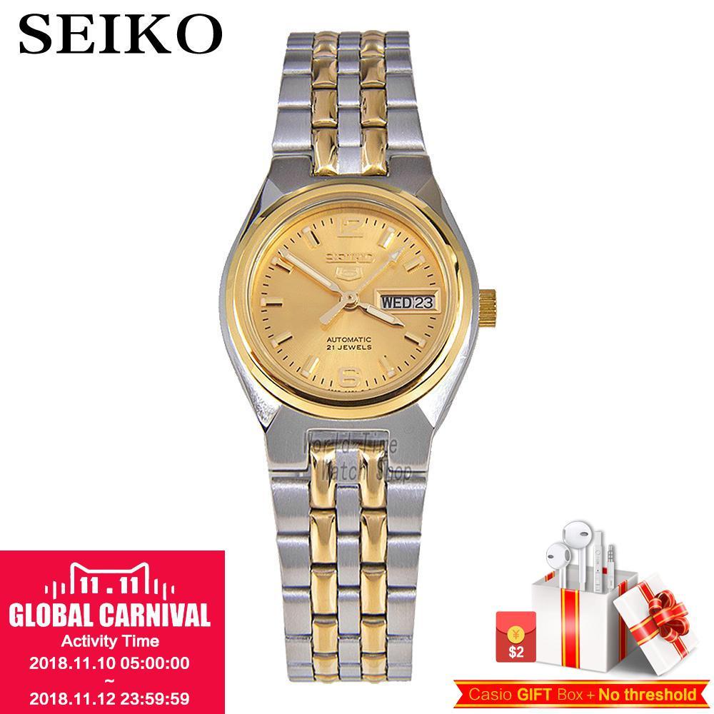 SEIKO watch 5 Sportura automatic mechanical ladies watch SYMK34K;SYMK44K1 цена и фото