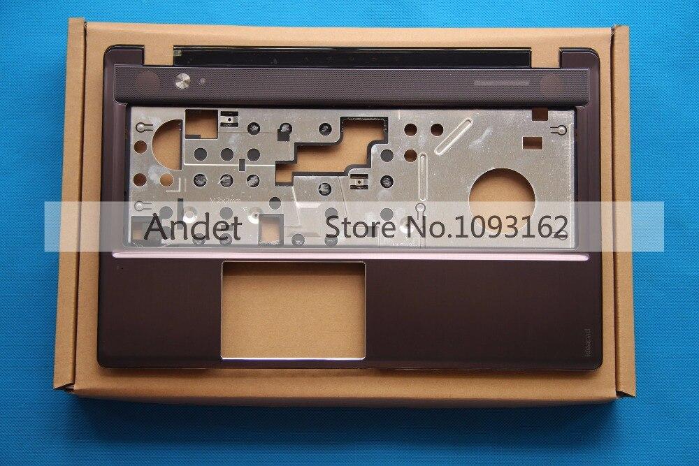New Original Ideapa Lenovo Z580 Z585 Palmrest Upper Case 15.6