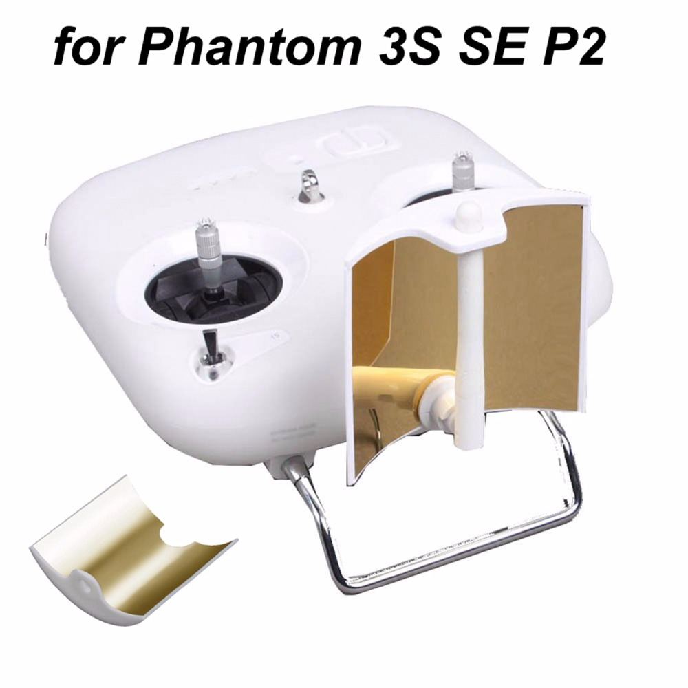 Antenna Signal Booster for DJI Phantom 2 Phantom 3 Standard SE P3S  Specular Parabolic Remote Controller Range Extender