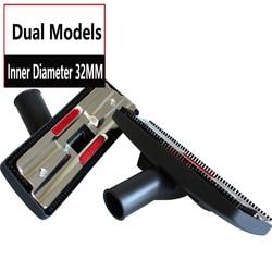 Uniwersalny 32mm HENRY ELECTROLUX obsługi VAX obsługi HOOVER obsługi Rowenta LG odkurzacz piętro narzędzie główka szczoteczki w Części do odkurzaczy od AGD na