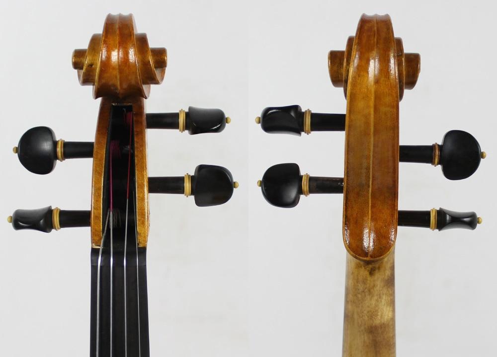Copy Guarnieri 'del Gesu' ջութակի ջութակ # 182 - Երաժշտական գործիքներ - Լուսանկար 4