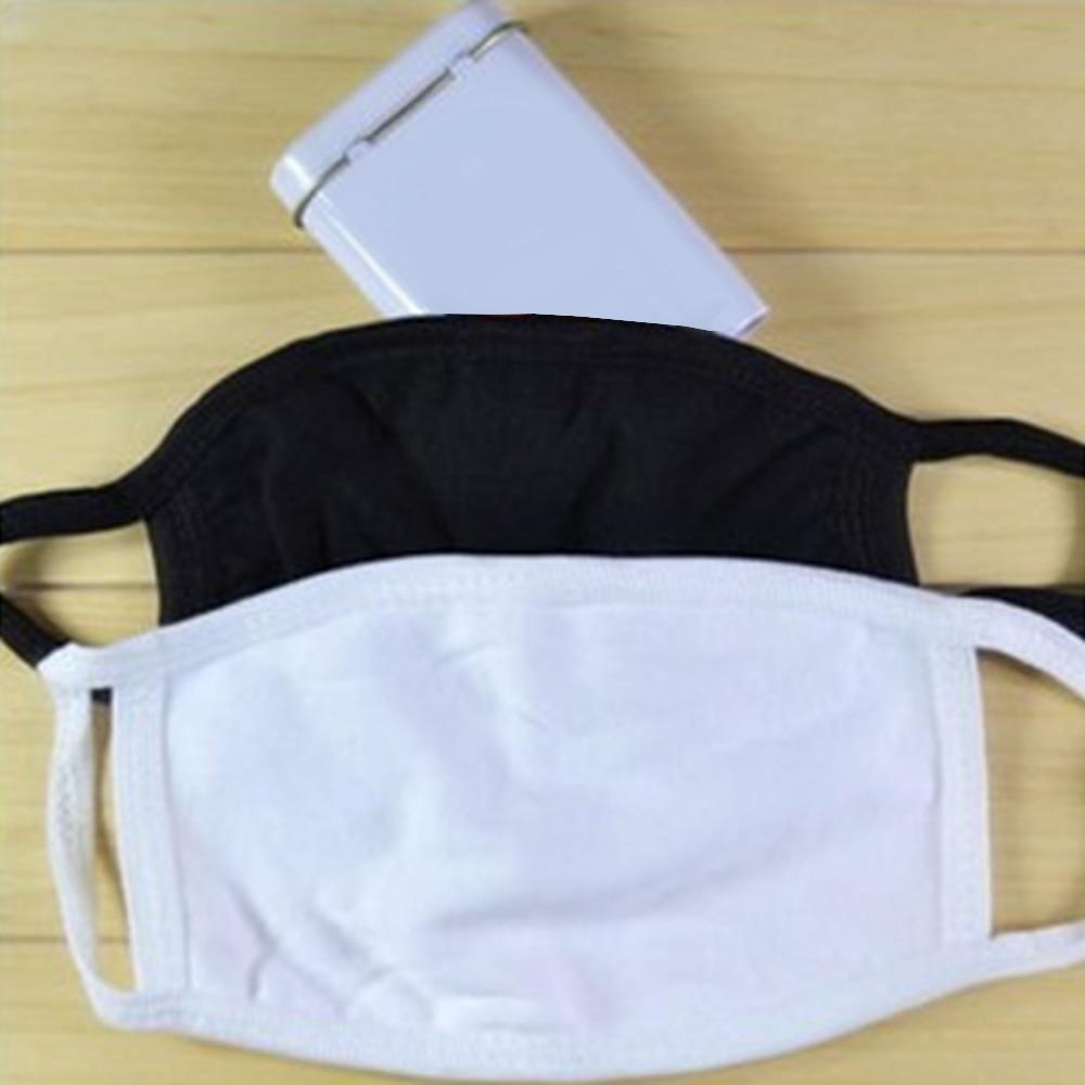1 Pcs Health Cycling Anti-Dust Mouth Mask Respirator Warming Wearing Windproof Cotton Unisex Mask Mouth-Muffle Face Mask 2019