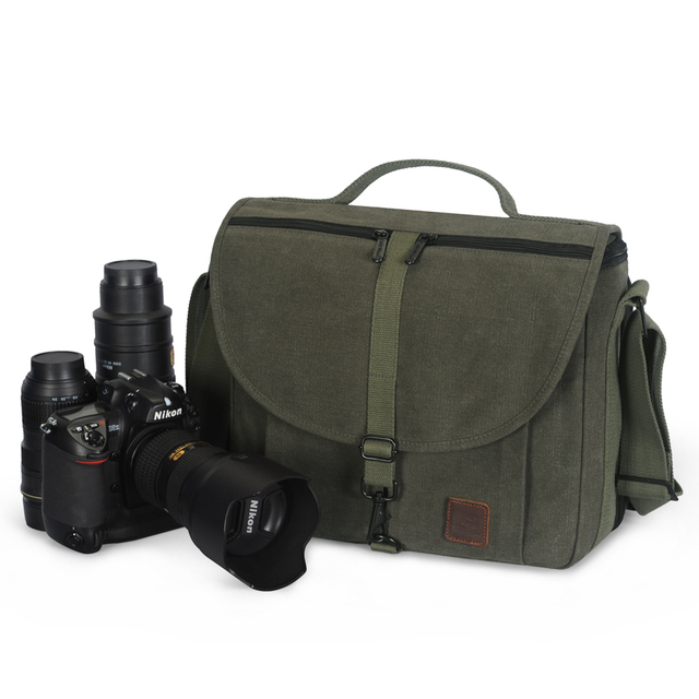 Aliexpress.com : Buy Floodwood professional digital slr camera bag ...