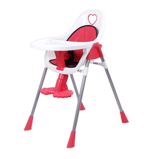 New Design Baby Highchair Safety Kids Feeding Seat Infant Dining High Chair Booster Multifunctional Kids Dining Chair
