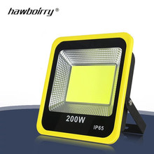 цена на LED outdoor waterproof stadium park villa street advertising light integrated patch 20W30W50W100W150W200W Wall-mounted projector