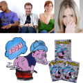 Novelty Fart Bomb Bags Stink Smelly Funny Gags Practical Jokes Mischief Toys