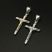 Catholic Christian Jesus Cross Necklace Pendant wall cross