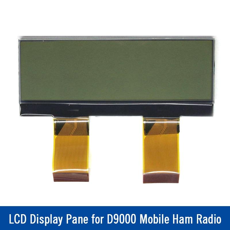 LCD Screen Display Pane for Zastone D9000 Car Walkie TalkieLCD Screen Display Pane for Zastone D9000 Car Walkie Talkie