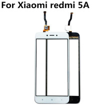 For Xiaomi redmi 5A redmi5a Touch Screen Glass Digitizer Sensor Touchpad Replacement Front Glass Touch Panel Touch Sensor gt1575 vnbd touchpad touch screen