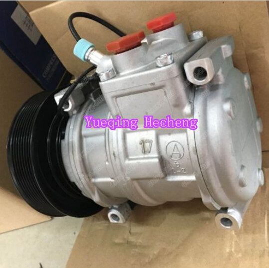 AC Compressor RE69716 For Tractor 7600 7700 7800 7210 For New 10PA17C RE46609 RE54254AC Compressor RE69716 For Tractor 7600 7700 7800 7210 For New 10PA17C RE46609 RE54254