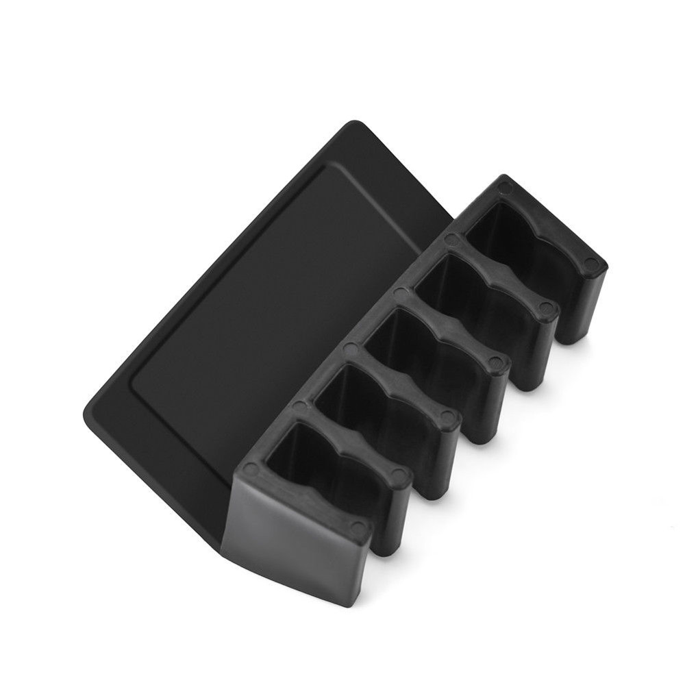 Cable Winder Plastic 5-Slot Cord DividerWire Organizer Clip Fixer Management