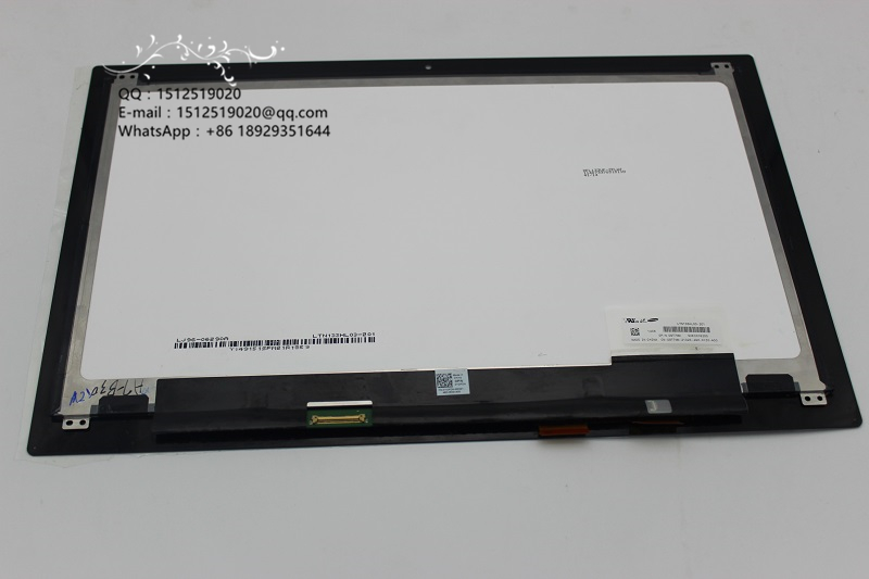 Display digitizer For Dell Inspiron 13 7000 7347 7348 13.3 FHD 1920*1080 LCD Touch Screen Assembly brand new for dell inspiron 13 7352 1920 1080 lcd touch screen digitizer full assembly with frame