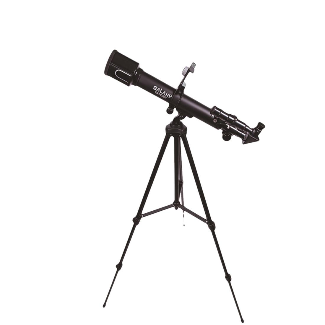 Entrée de gamme 125x50mm étoile suivi HD télescope bricolage enfants Science tige de vapeur jouets cadeau de noël jouets d'apprentissage pour les enfants