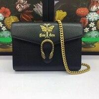 WW0655BA 100% из натуральной кожи роскошные Сумки Для женщин сумки дизайнер Crossbody сумки для Для женщин известный бренд взлетно посадочной полосы