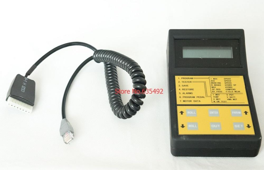 где купить ZAPI Digital Console Handhele Programming For ZAPI H0 H2B Dual AC2 Motor Controller дешево