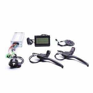 Image 2 - Rushed 48v500w Bafang Rear Cassette Electric Bike Conversion Kit Brushless Hub Motors 20 26 28diy Motor Wheel