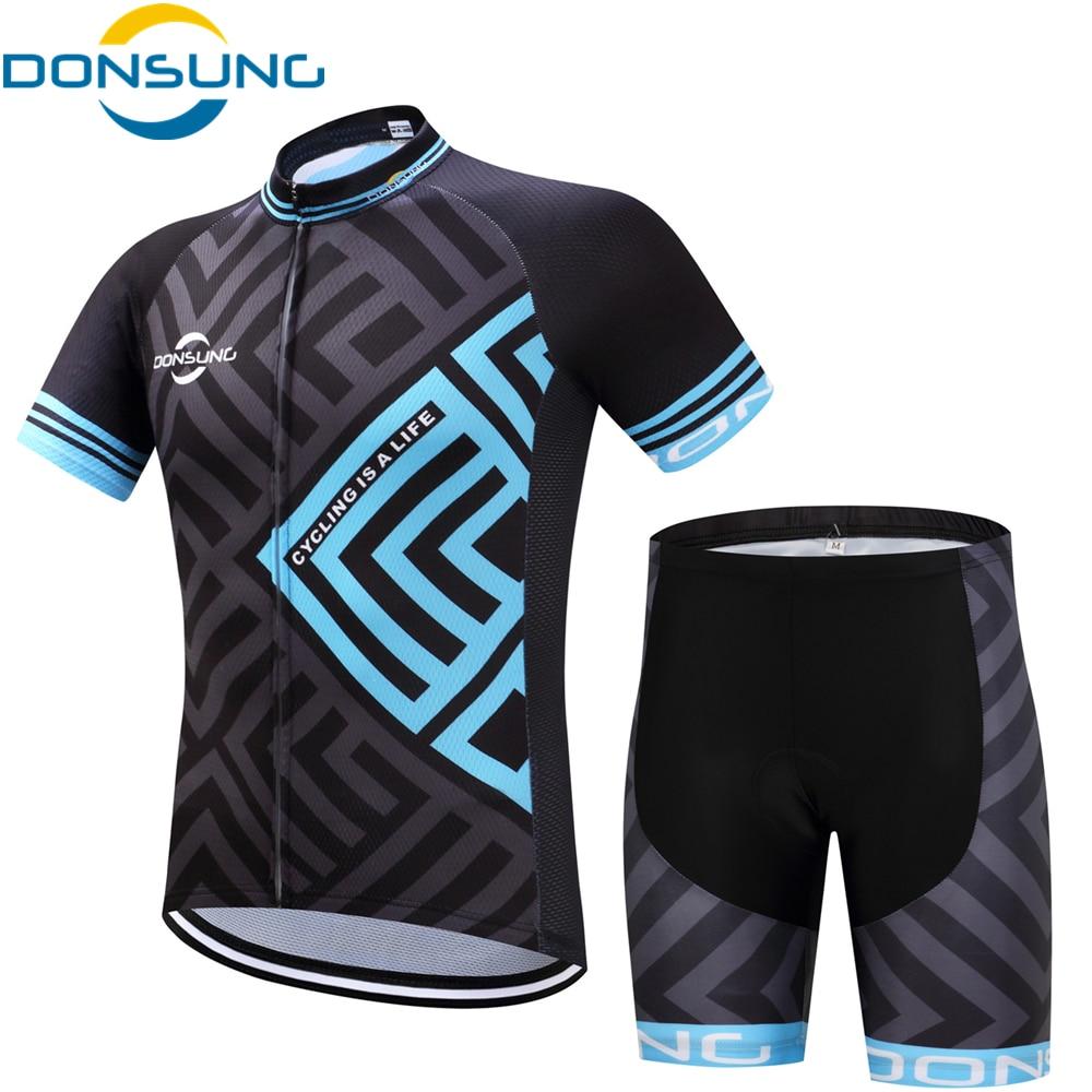Pro Cycling Team Jersey set/Vélo uniforme Cycle chemise Ropa ciclismo/Vélo Usure VTT Vélo Vêtements vélo ensemble mallot ciclismo