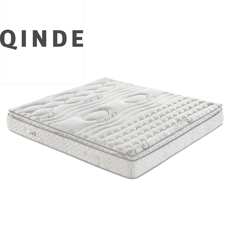 Hot Selling Hotel Bedroom Apartments Furniture Twin / Queen / King 9 zone Pocket Spring Quality Latex Mattress for Home Use8345# hot sale sleep well pocket spring latex memory mattress king queen twin best price mattress for sweet home quality product q05