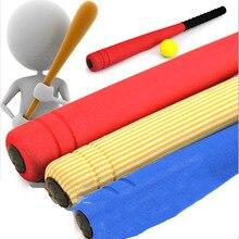 купить EVA foam soft baseball bat Children Baseball Bat Toy Safety Training Foam Parent-child Interaction Activity Play Games Sports по цене 491.09 рублей