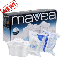 Hot Sale Household Purify Kettle Activated Carbon Maxtra Water Filters Cartridge Replacement For Brita Pitcher 3