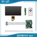 7. 0 Дюймов 40 контактов 1024 (RGB) * 600 TFT EJ070NA-01J ЖК-Экран с Дистанционным Управления Водитель Борту 2AV HDMI VGA для Малины п. и.