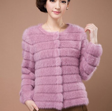 genuine mink cashmere sweater women's knitted mink cashmere sweater pure mink cashmere sweater Free shipping J611