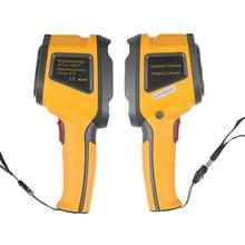 HT-02D Handheld IR Wärmebildkamera Digitalanzeige Infrarot Bildauflösung Wärmebildkamera termometro infravermelho