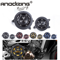 For YAMAHA MT 09 MT 09 MT09 tracer 2014 2018 NEW Engine Guard Protector Engine Guard Case Slider Cover Protector Set