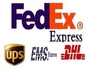 Экспресс стоимость доставки для DHL или TNT или FedEx или UPS