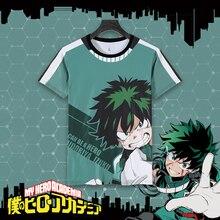 Boku no hero academia  Casual T-shirt
